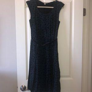 Halogen midi dress